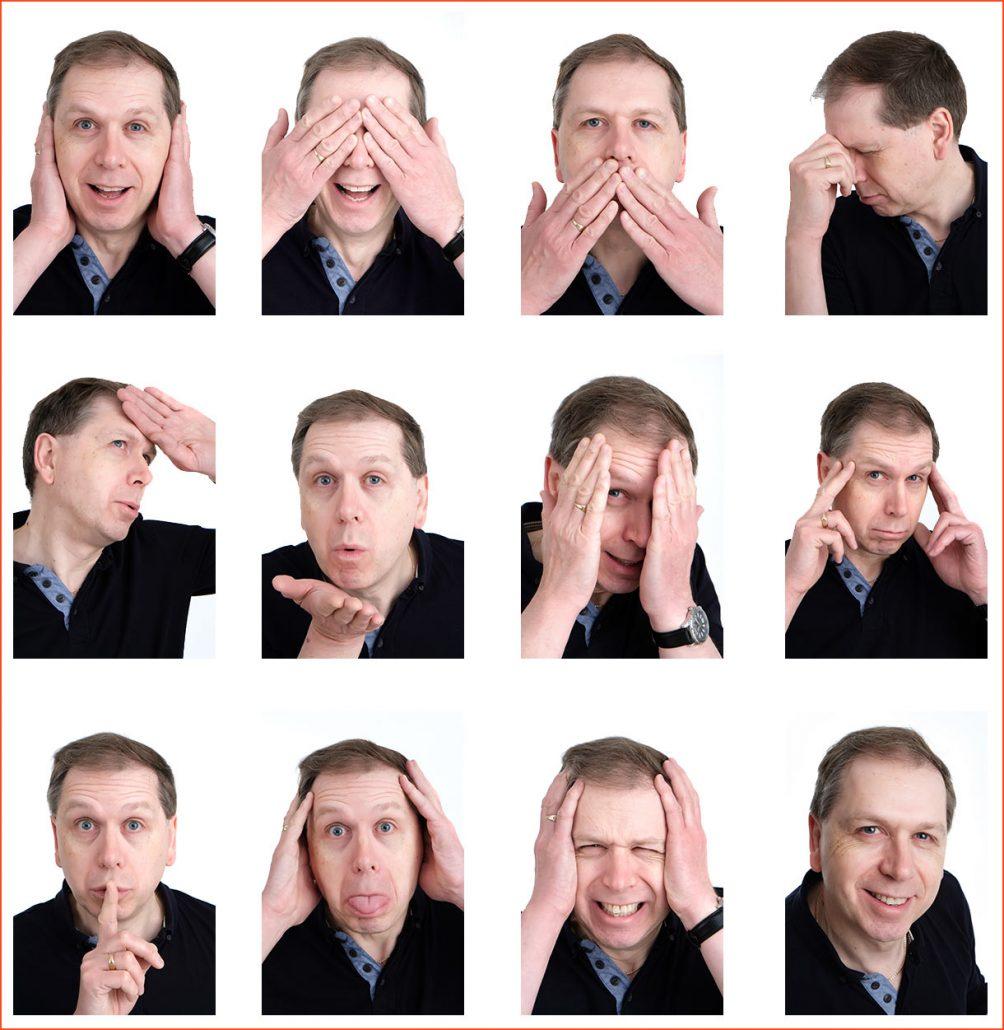 multi-expression-headshots